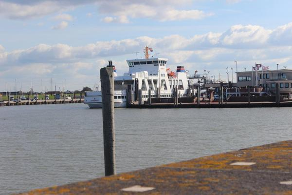 Hafen von Norddeich