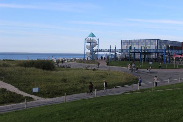 Strandhalle Norddeich