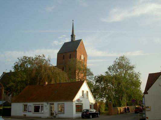 Ansgari Kirche Hage