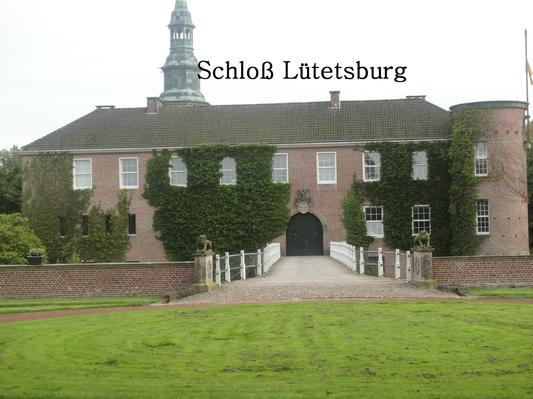 Schloß Lütetsburg