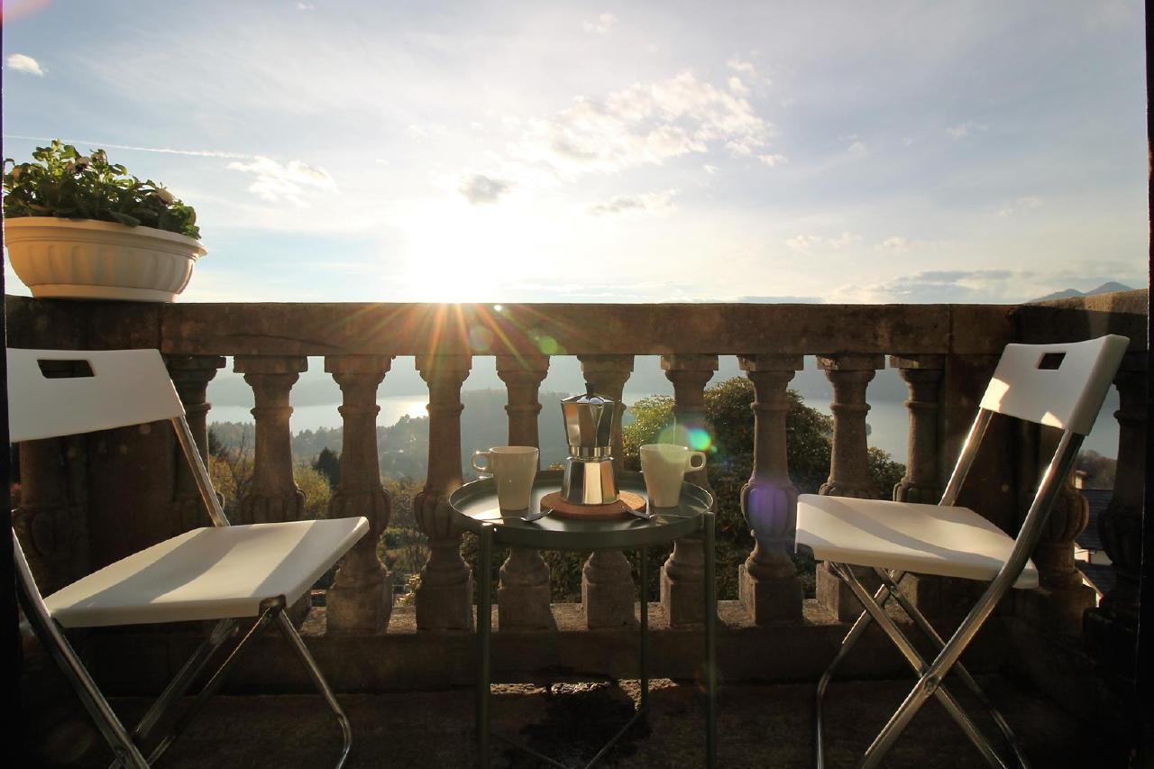 Ferienwohnung Renommierte Wohnung mit wunderschönem (2342857), Miasino, Ortasee, Piemont, Italien, Bild 2