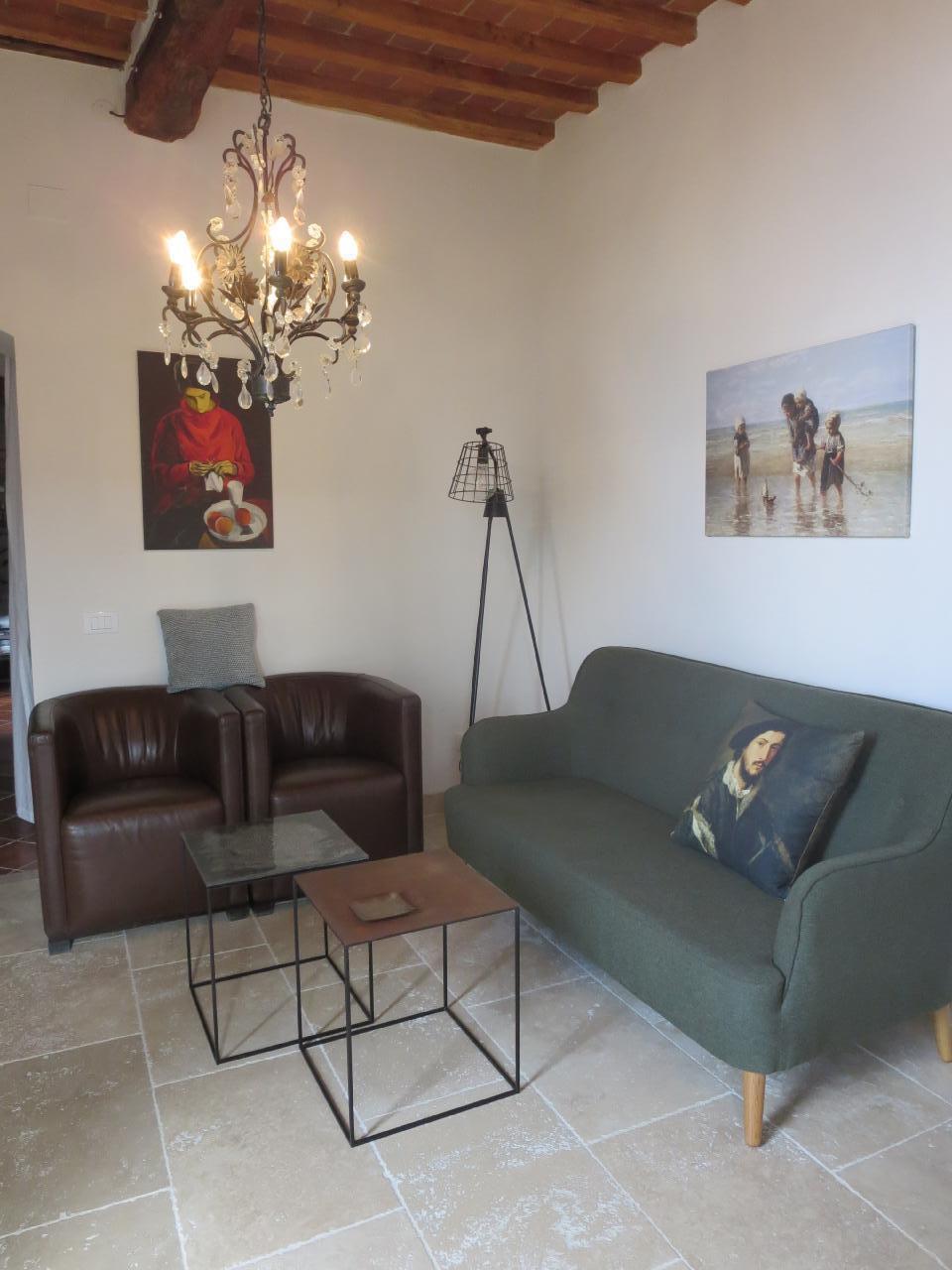 Holiday apartment Charmantes, neu renoviertes Appartement mit herrlicher Dachterrasse in einem typisch toska (2346343), Castagneto Carducci, Livorno, Tuscany, Italy, picture 3