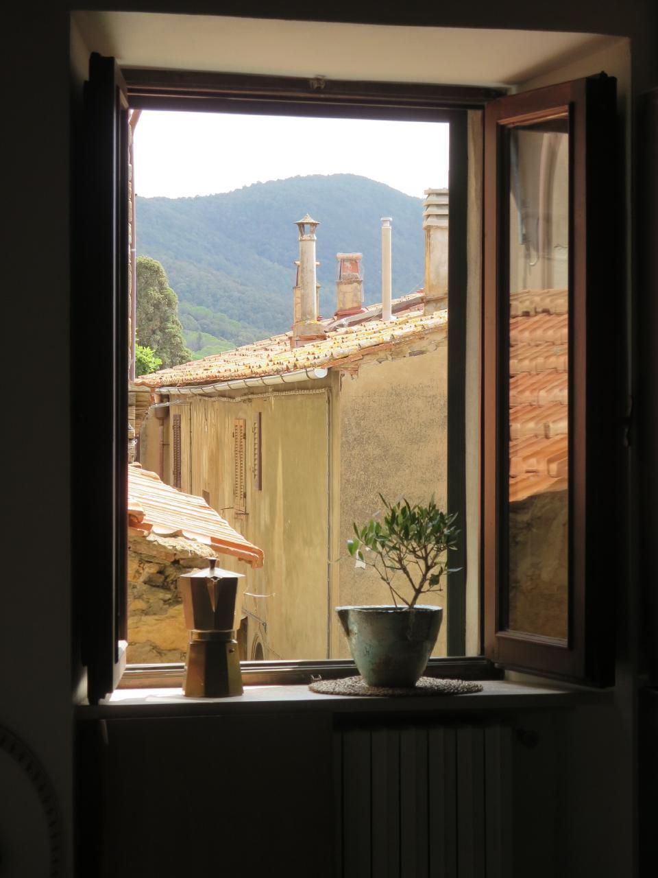 Holiday apartment Charmantes, neu renoviertes Appartement mit herrlicher Dachterrasse in einem typisch toska (2346343), Castagneto Carducci, Livorno, Tuscany, Italy, picture 7