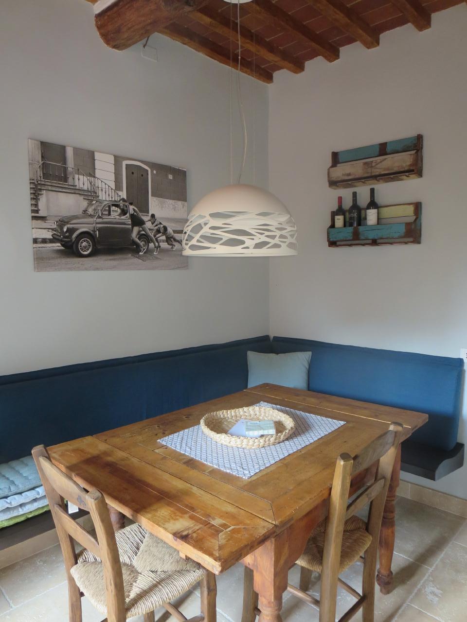 Holiday apartment Charmantes, neu renoviertes Appartement mit herrlicher Dachterrasse in einem typisch toska (2346343), Castagneto Carducci, Livorno, Tuscany, Italy, picture 4