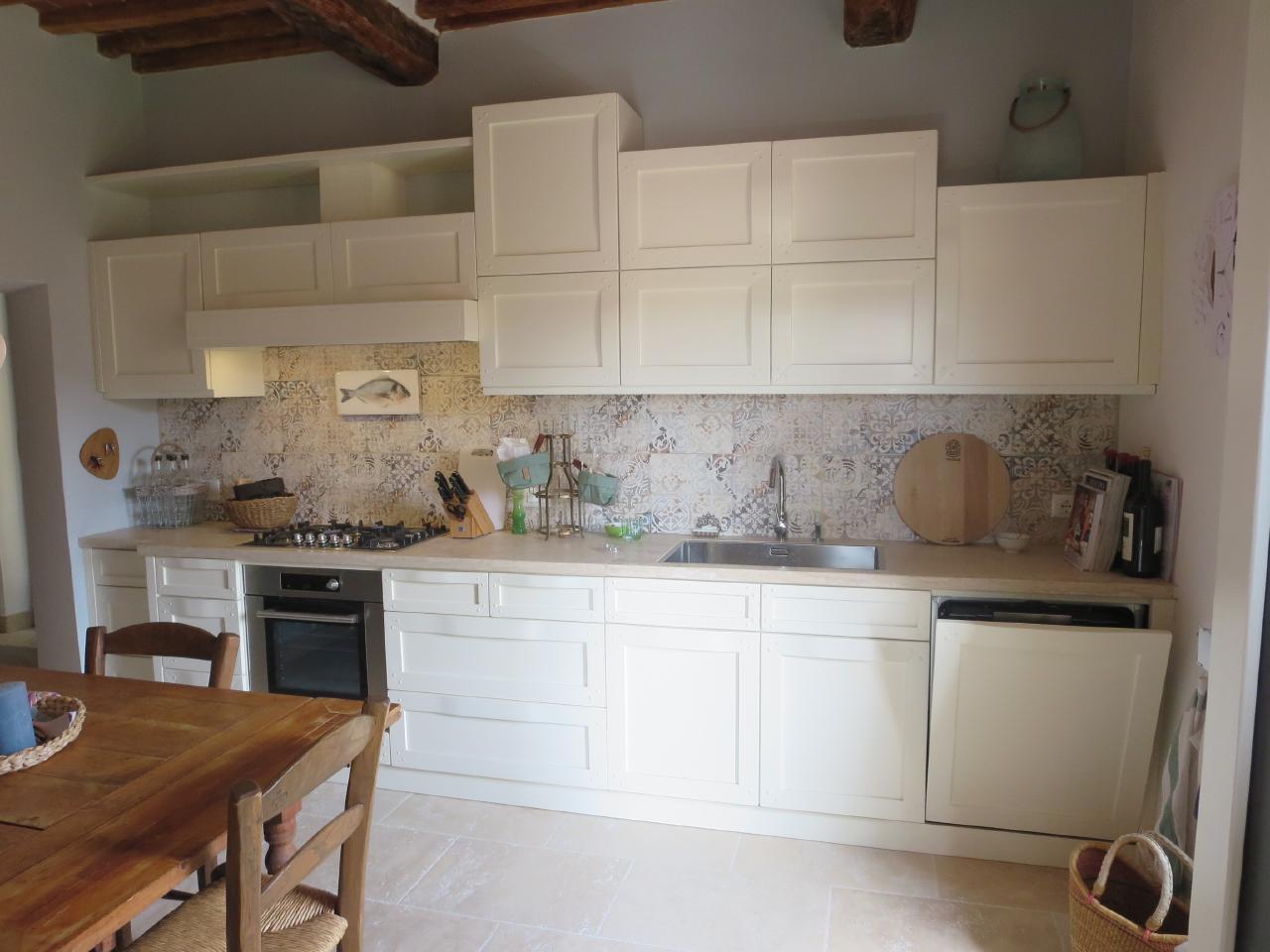 Holiday apartment Charmantes, neu renoviertes Appartement mit herrlicher Dachterrasse in einem typisch toska (2346343), Castagneto Carducci, Livorno, Tuscany, Italy, picture 5