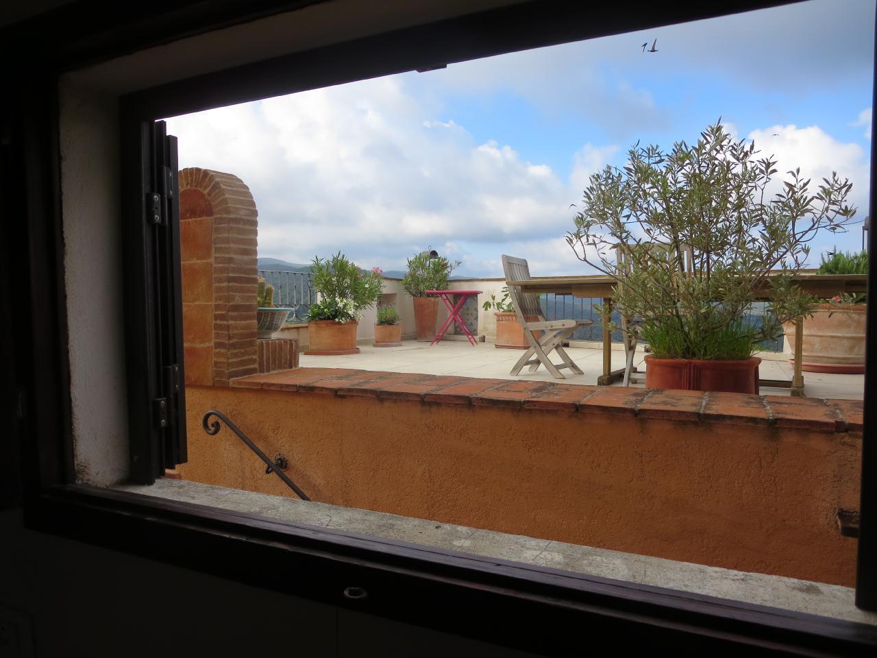 Holiday apartment Charmantes, neu renoviertes Appartement mit herrlicher Dachterrasse in einem typisch toska (2346343), Castagneto Carducci, Livorno, Tuscany, Italy, picture 15