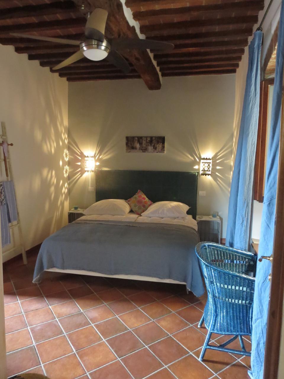 Holiday apartment Charmantes, neu renoviertes Appartement mit herrlicher Dachterrasse in einem typisch toska (2346343), Castagneto Carducci, Livorno, Tuscany, Italy, picture 11