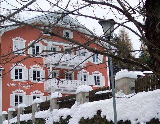 Holiday apartment Villa Lageder Burgfrieden (235511), Sarnthein (Sarentino), Bolzano, Trentino-Alto Adige, Italy, picture 10