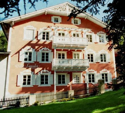 Ferienwohnung Villa Lageder Burgfrieden (235511), Sarnthein (Sarentino), Bozen, Trentino-Südtirol, Italien, Bild 1