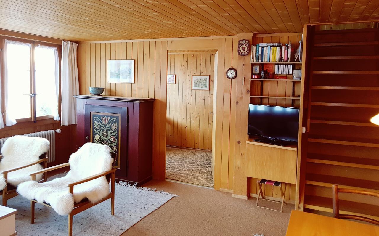 Ferienwohnung Chalet Domino 6-Bett -Wohnung (2350302), Lenk im Simmental, Simmental, Berner Oberland, Schweiz, Bild 8