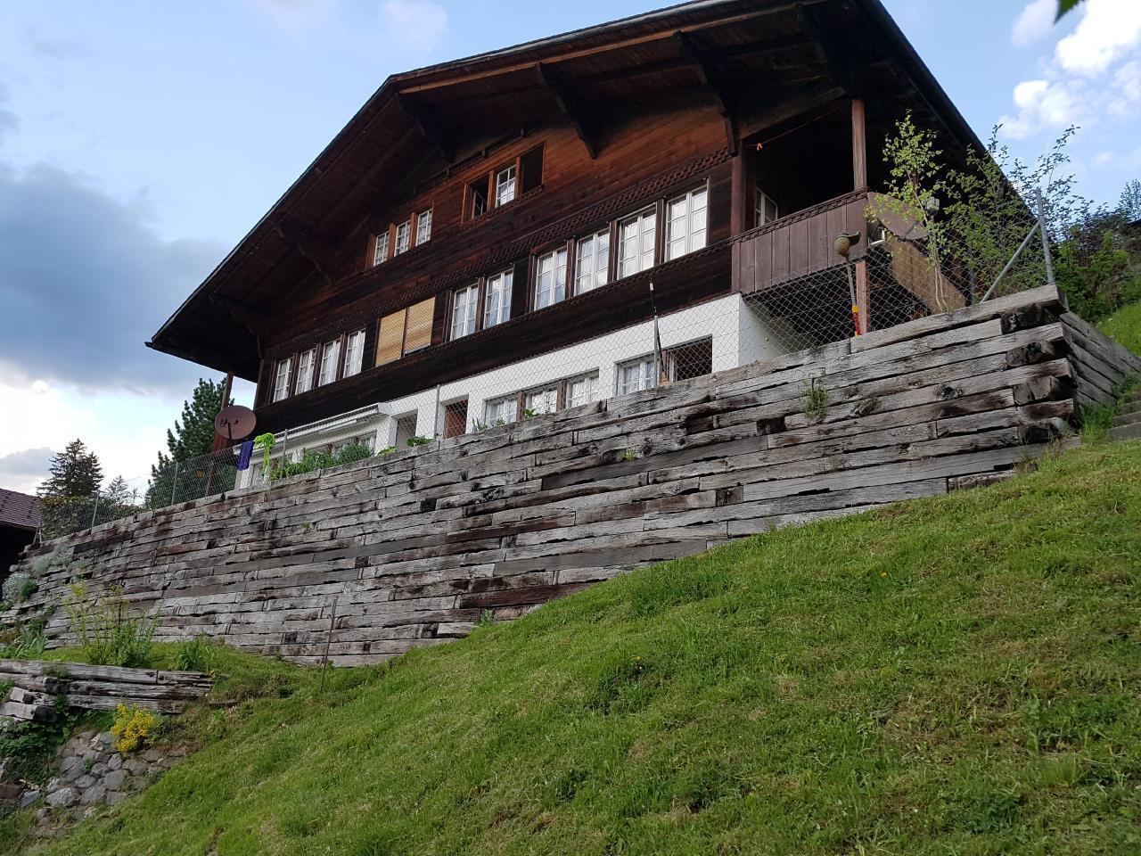 Ferienwohnung Chalet Domino 6-Bett -Wohnung (2350302), Lenk im Simmental, Simmental, Berner Oberland, Schweiz, Bild 16