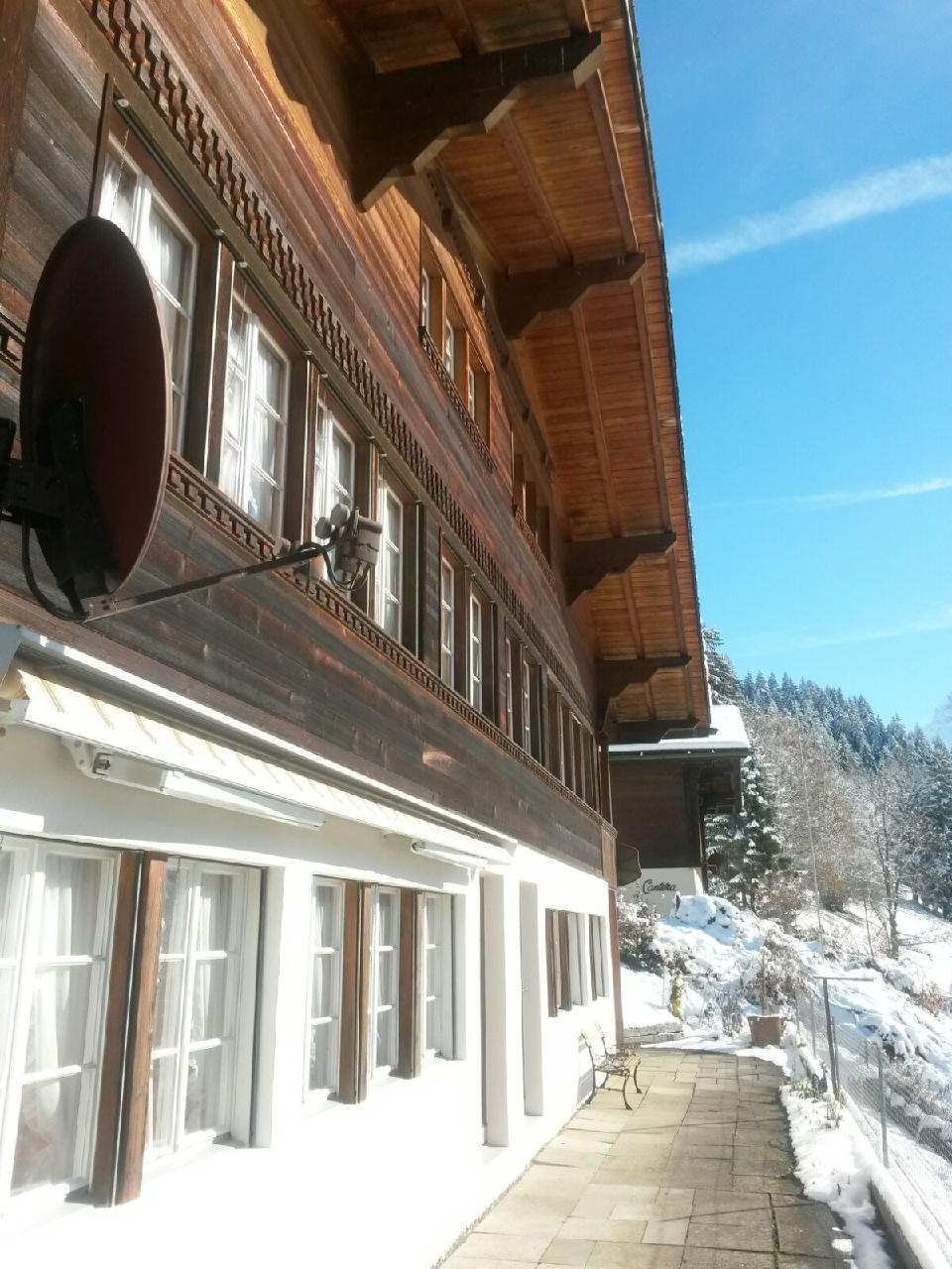Ferienwohnung Chalet Domino 6-Bett -Wohnung (2350302), Lenk im Simmental, Simmental, Berner Oberland, Schweiz, Bild 2