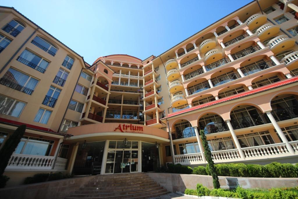 Atrium Beach C106 Elenite 1 Schlafzimmer Apartment für 4 Personen