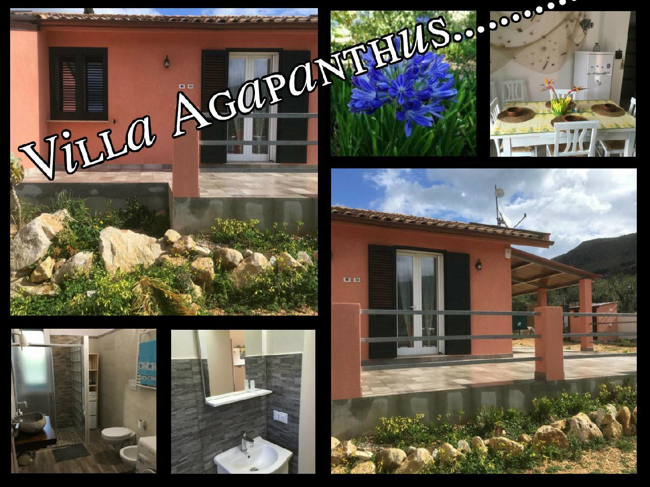 Holiday house VILLA AGAPANTHUS  Castellammare del Golfo (2364911), Castellammare del Golfo, Trapani, Sicily, Italy, picture 1