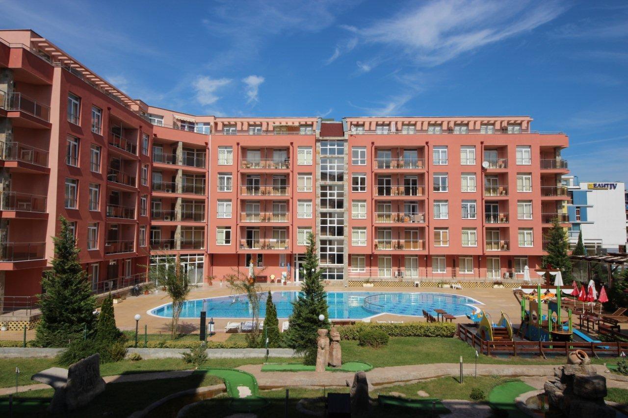 Menada Rainbow Apartments 3 A203 Studio Economy 3 Erwachsene