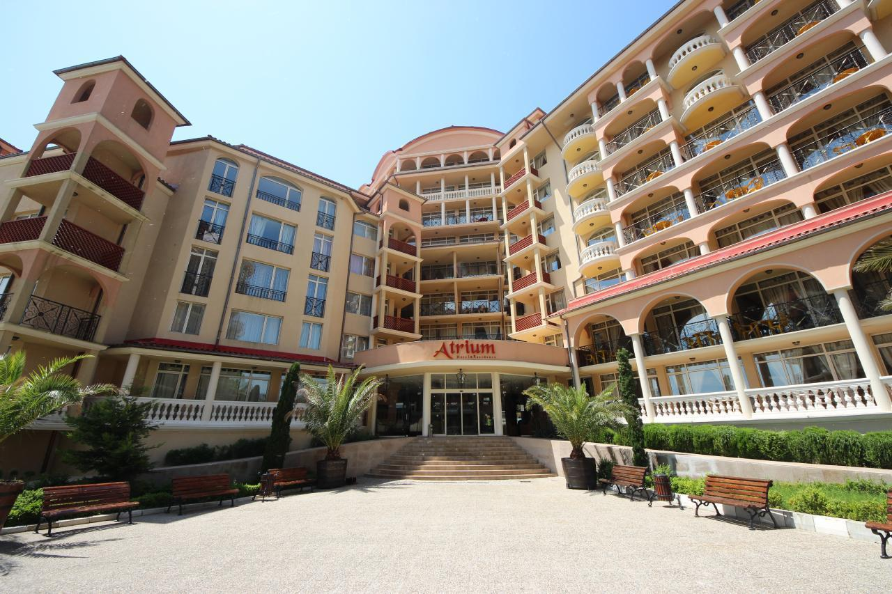 Atrium Beach A803 Elenite One Bedroom Apartment for 5 adults