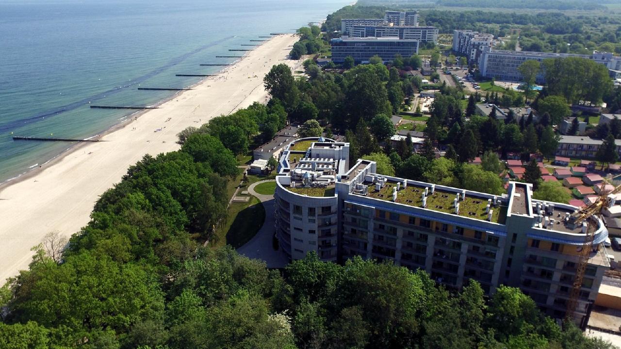 Appartement auf der Düne mit Blick auf das Me Ferienwohnung in Polen
