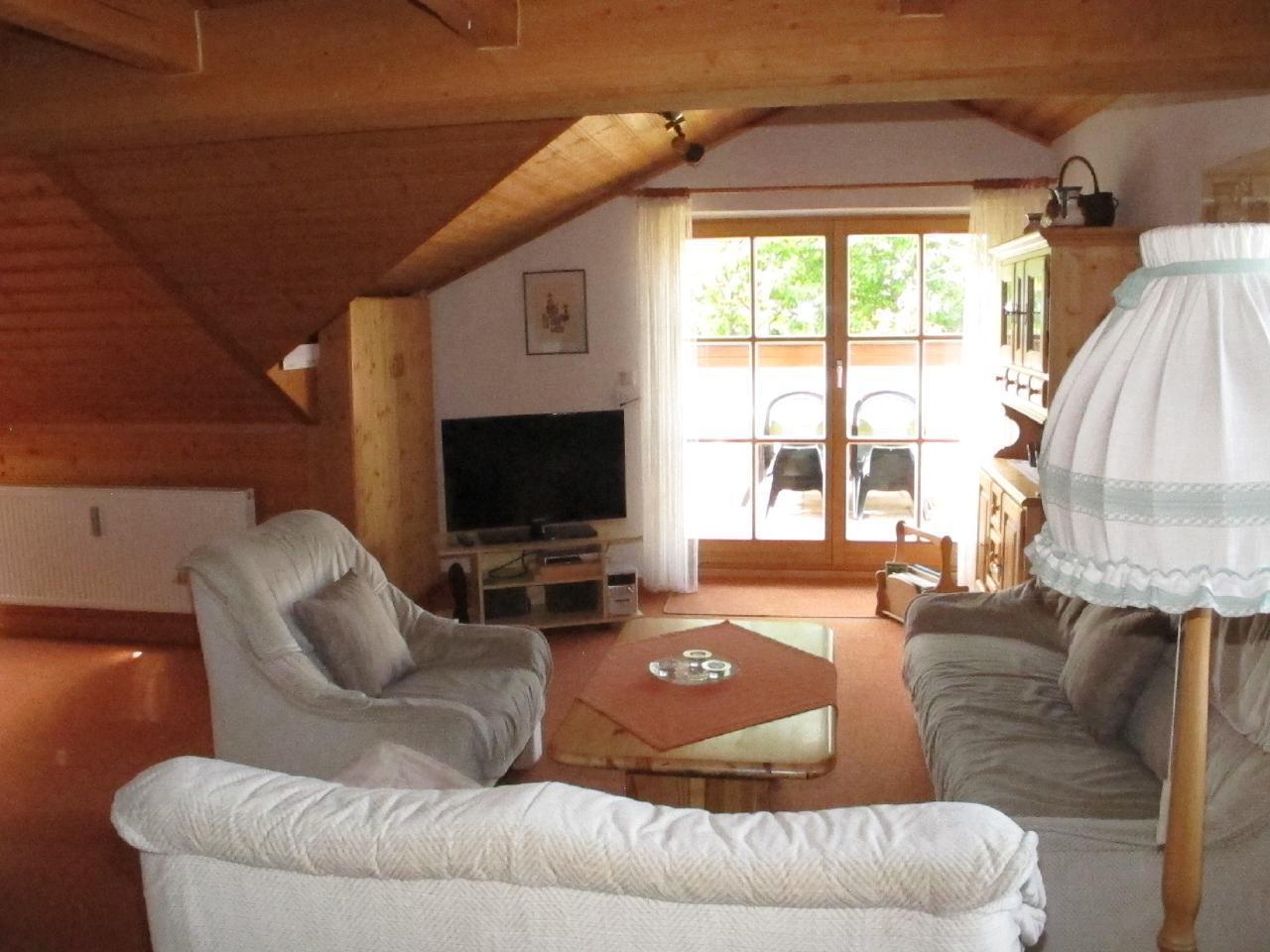 Ferienwohnung Haus Haidweg Wohnung 5 - 3 Zimmer, ca. 90 m² für 2-6 Personen im Dachgeschoss mit Balkon u (238755), Haidmühle, Bayerischer Wald, Bayern, Deutschland, Bild 1
