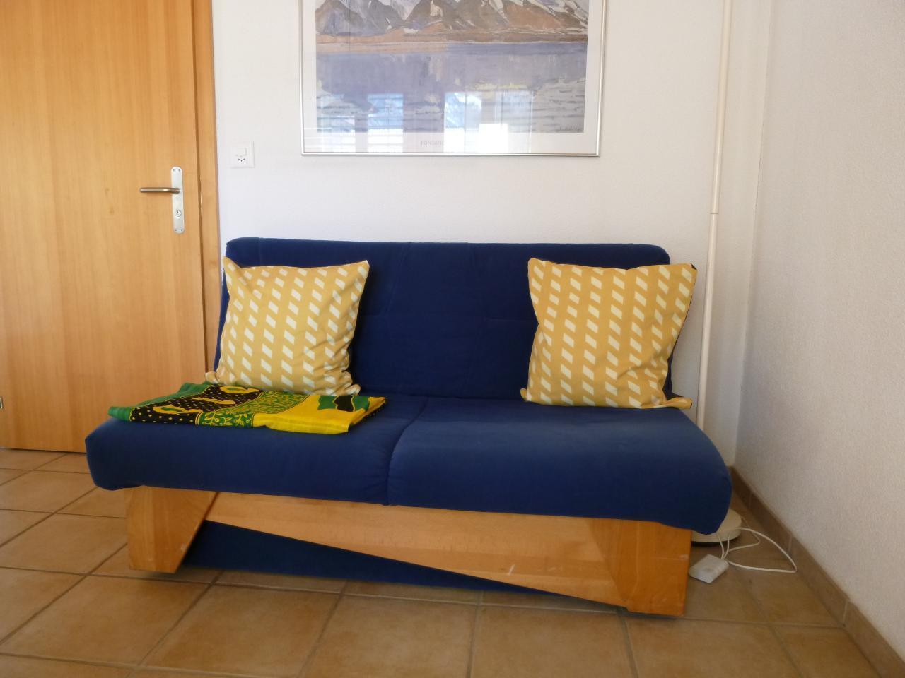 Appartement de vacances 2-Zimmer Wohnung im Ferienparadies Kandertal (2385249), Kandergrund, Adelboden - Frutigen - Kandersteg, Oberland bernois, Suisse, image 9