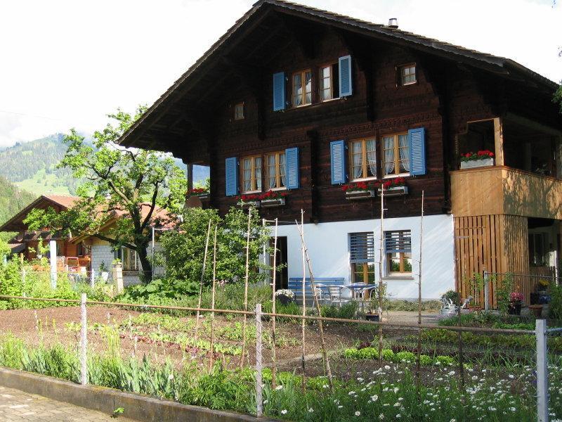 Appartement de vacances 2-Zimmer Wohnung im Ferienparadies Kandertal (2385249), Kandergrund, Adelboden - Frutigen - Kandersteg, Oberland bernois, Suisse, image 4