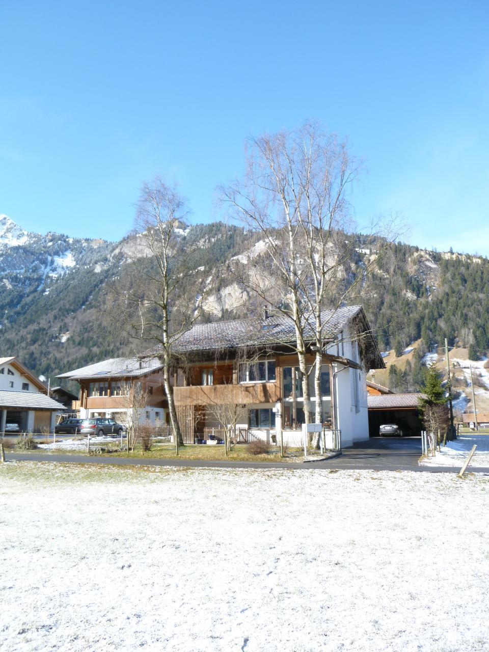 Appartement de vacances 2-Zimmer Wohnung im Ferienparadies Kandertal (2385249), Kandergrund, Adelboden - Frutigen - Kandersteg, Oberland bernois, Suisse, image 5