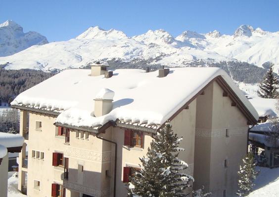 Ferienwohnung Chesa Panorama (239004), Pontresina, Oberengadin - St. Moritz, Graubünden, Schweiz, Bild 1