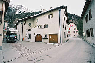 Holiday apartment Chesa Grass-Capadrutt (239106), Pontresina, Upper Engadine - St. Moritz, Grison, Switzerland, picture 1