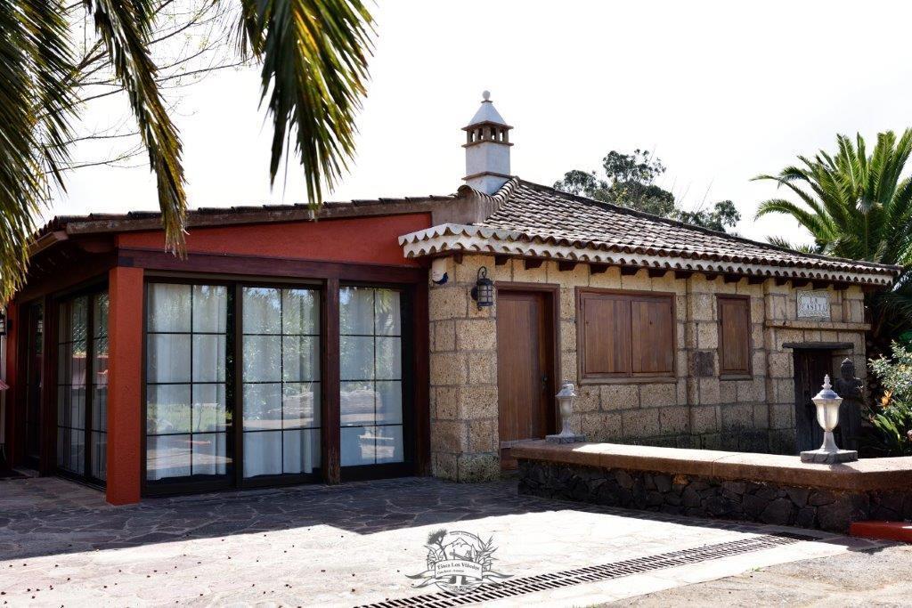 Maison de vacances Casita auf luxuriöser Finca in idyllischer Lage, Whirlpool, Atlantik- und Teidepanorama (2397261), Tacoronte, Ténérife, Iles Canaries, Espagne, image 1