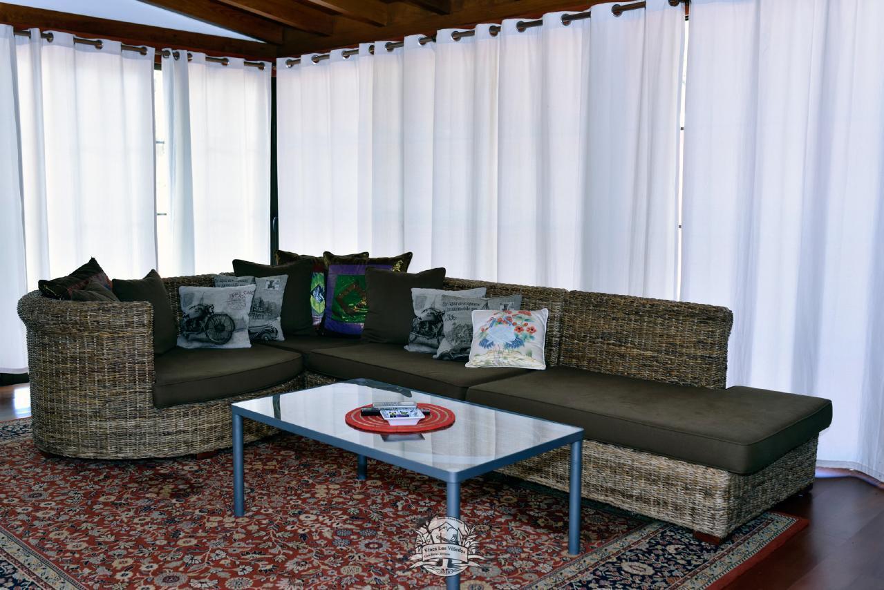 Maison de vacances Casita auf luxuriöser Finca in idyllischer Lage, Whirlpool, Atlantik- und Teidepanorama (2397261), Tacoronte, Ténérife, Iles Canaries, Espagne, image 4