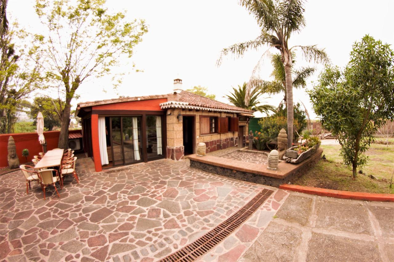 Maison de vacances Casita auf luxuriöser Finca in idyllischer Lage, Whirlpool, Atlantik- und Teidepanorama (2397261), Tacoronte, Ténérife, Iles Canaries, Espagne, image 29