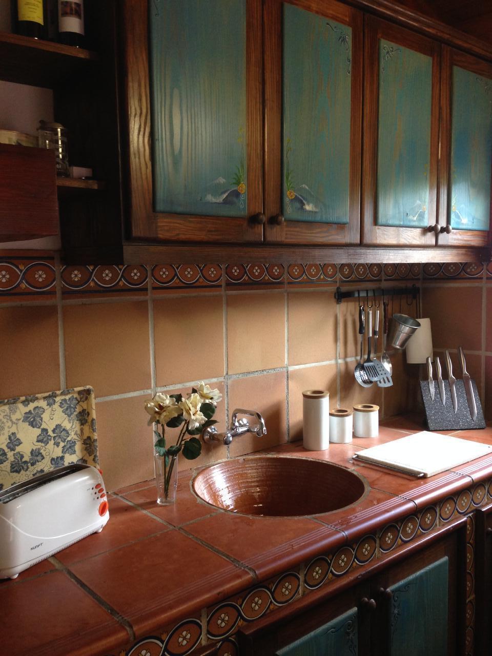 Maison de vacances Casita auf luxuriöser Finca in idyllischer Lage, Whirlpool, Atlantik- und Teidepanorama (2397261), Tacoronte, Ténérife, Iles Canaries, Espagne, image 8