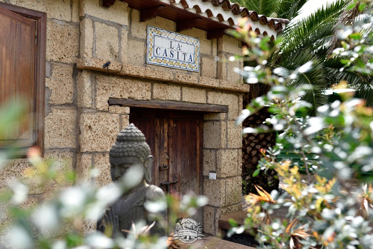 Maison de vacances Casita auf luxuriöser Finca in idyllischer Lage, Whirlpool, Atlantik- und Teidepanorama (2397261), Tacoronte, Ténérife, Iles Canaries, Espagne, image 2