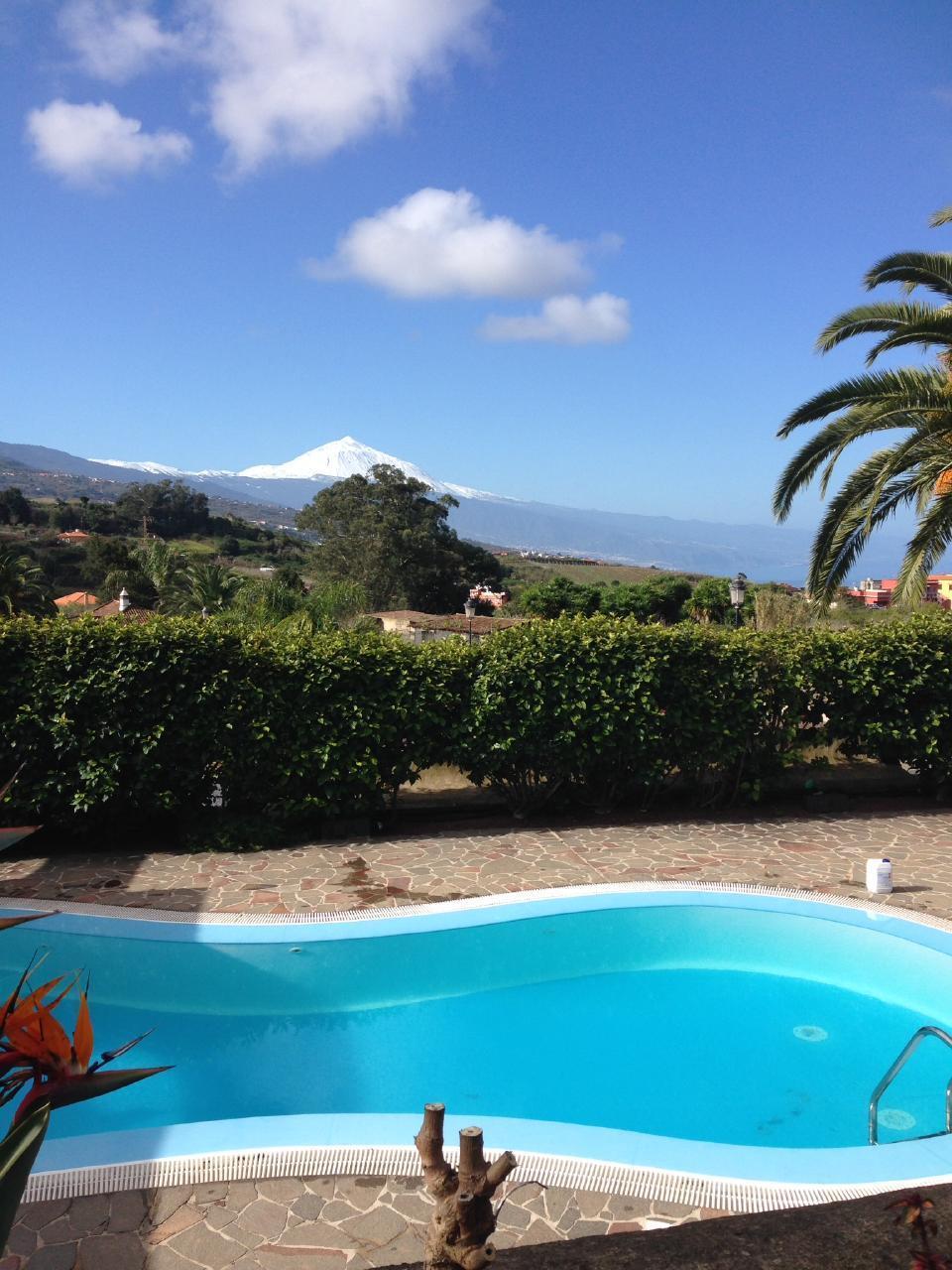 Maison de vacances Casita auf luxuriöser Finca in idyllischer Lage, Whirlpool, Atlantik- und Teidepanorama (2397261), Tacoronte, Ténérife, Iles Canaries, Espagne, image 20