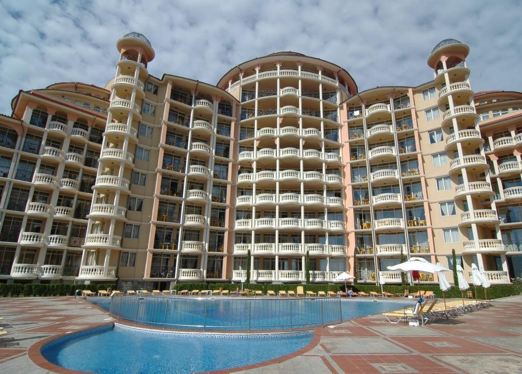 Andalucia Beach Hotel Elenite 2 rooms Apartment C601 for 4 people