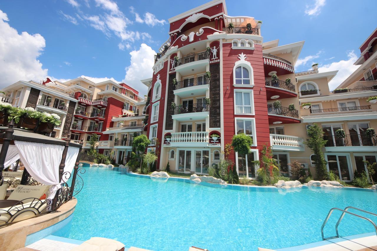 Messembria Resort Eine 2 Zimmer Wohnung für 4 Personen