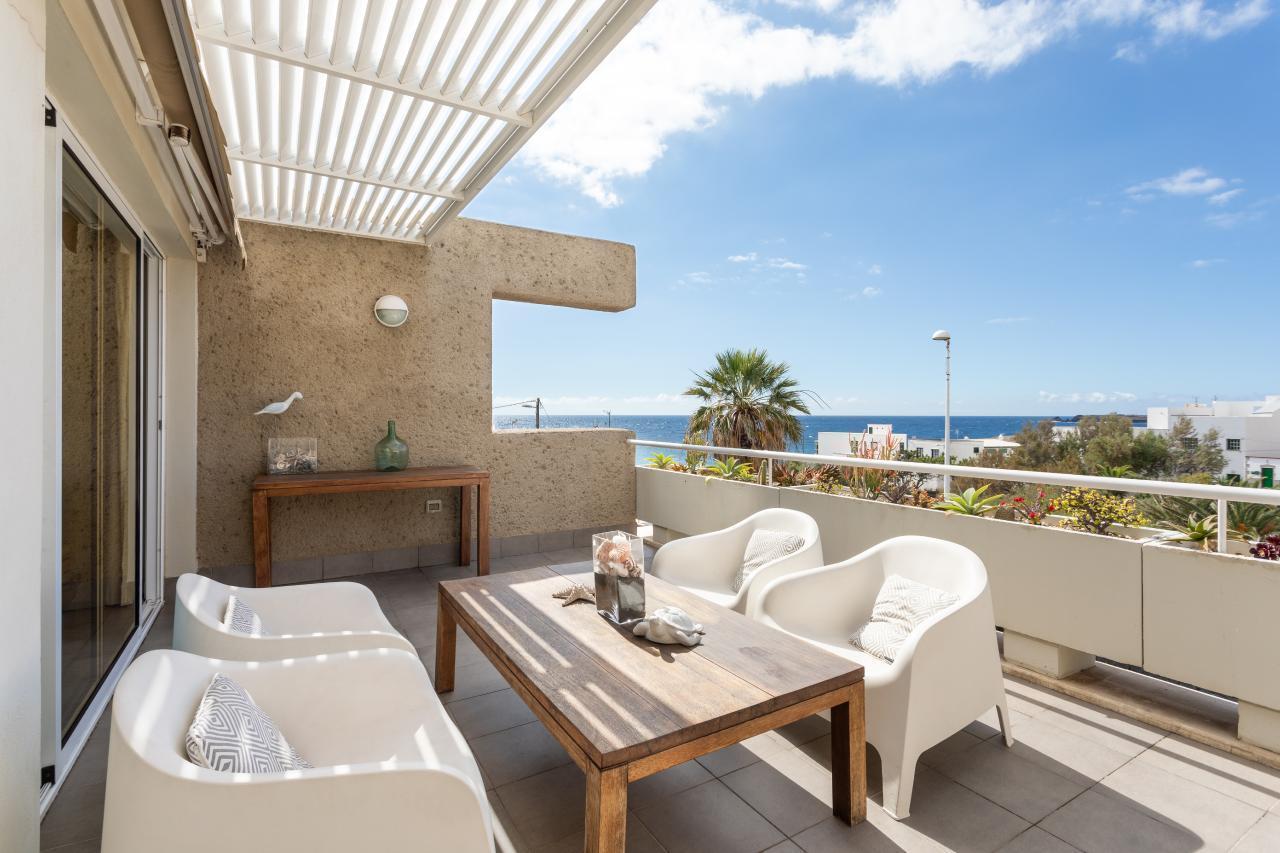 Appartement de vacances mit schönem Meerblick (2409152), Poris de Abona, Ténérife, Iles Canaries, Espagne, image 1