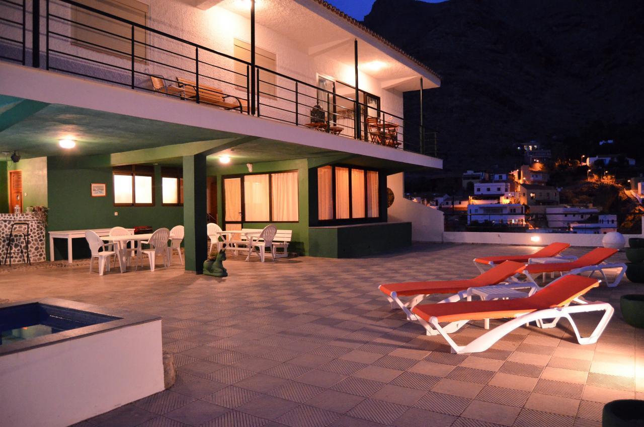 Maison de vacances GUACIMARA - Spektakuläre Aussicht, beheizter Pool, Sauna, Naturstran, relax... (2409670), Igueste Puertecito, Ténérife, Iles Canaries, Espagne, image 21