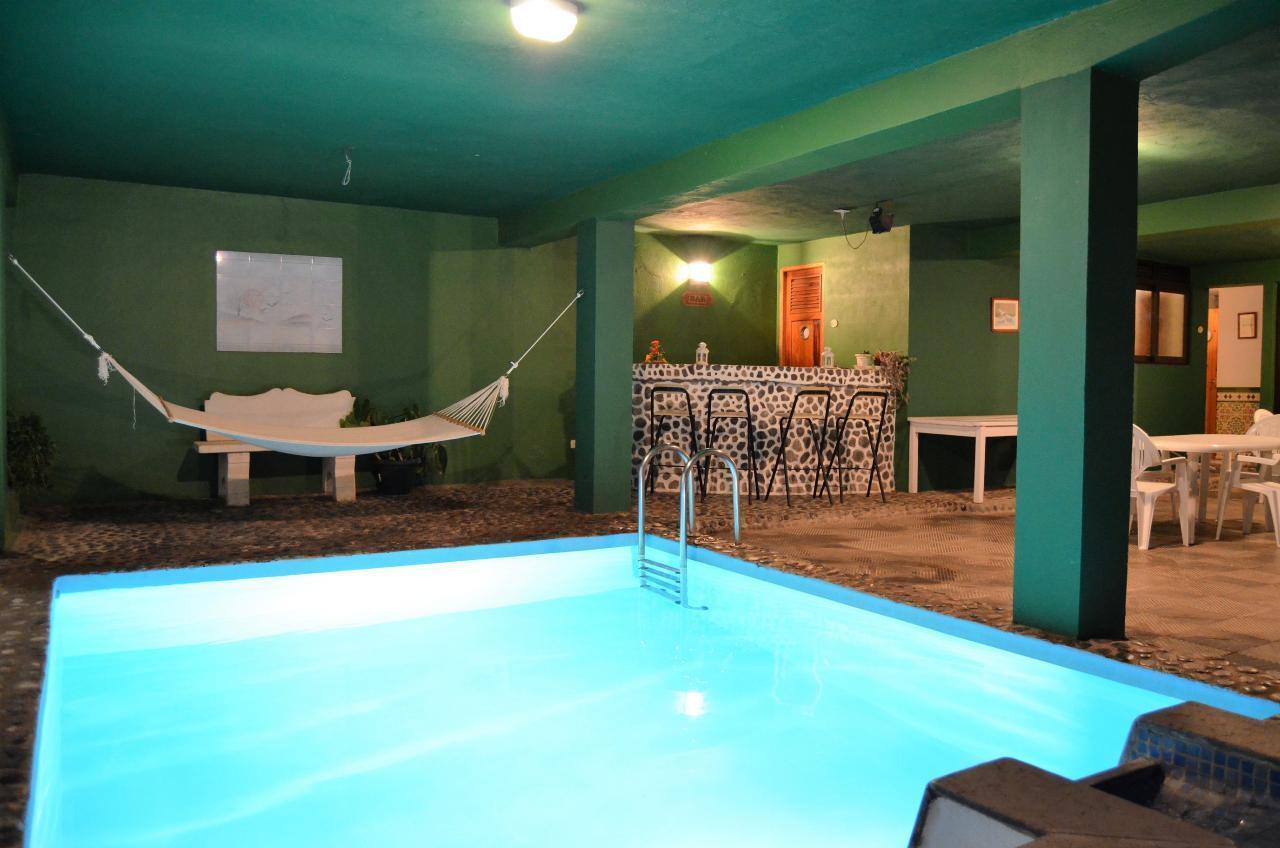 Maison de vacances GUACIMARA - Spektakuläre Aussicht, beheizter Pool, Sauna, Naturstran, relax... (2409670), Igueste Puertecito, Ténérife, Iles Canaries, Espagne, image 22