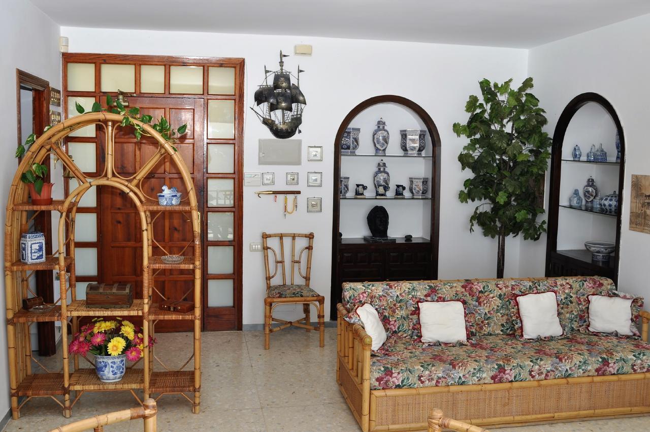 Maison de vacances GUACIMARA - Spektakuläre Aussicht, beheizter Pool, Sauna, Naturstran, relax... (2409670), Igueste Puertecito, Ténérife, Iles Canaries, Espagne, image 14