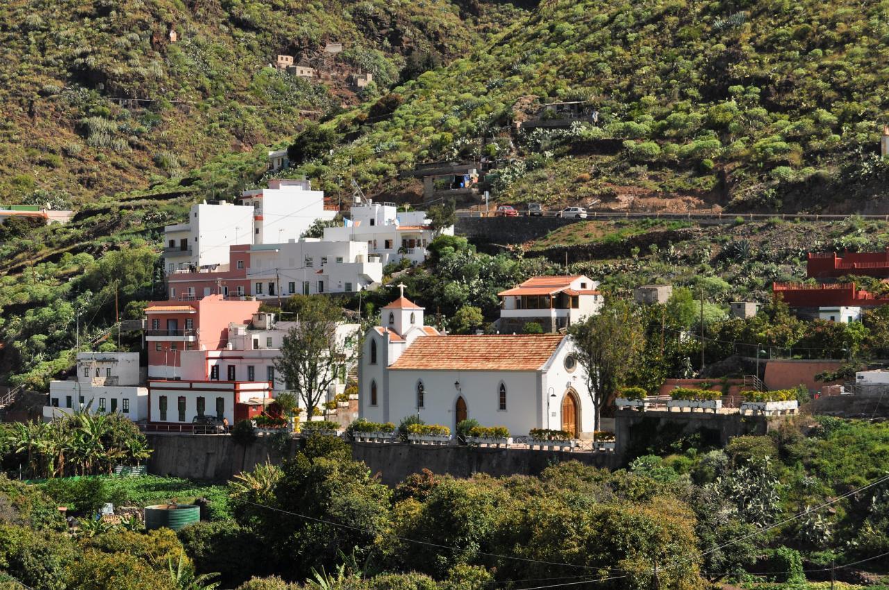 Maison de vacances GUACIMARA - Spektakuläre Aussicht, beheizter Pool, Sauna, Naturstran, relax... (2409670), Igueste Puertecito, Ténérife, Iles Canaries, Espagne, image 29