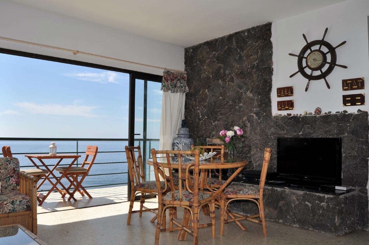 Maison de vacances GUACIMARA - Spektakuläre Aussicht, beheizter Pool, Sauna, Naturstran, relax... (2409670), Igueste Puertecito, Ténérife, Iles Canaries, Espagne, image 15