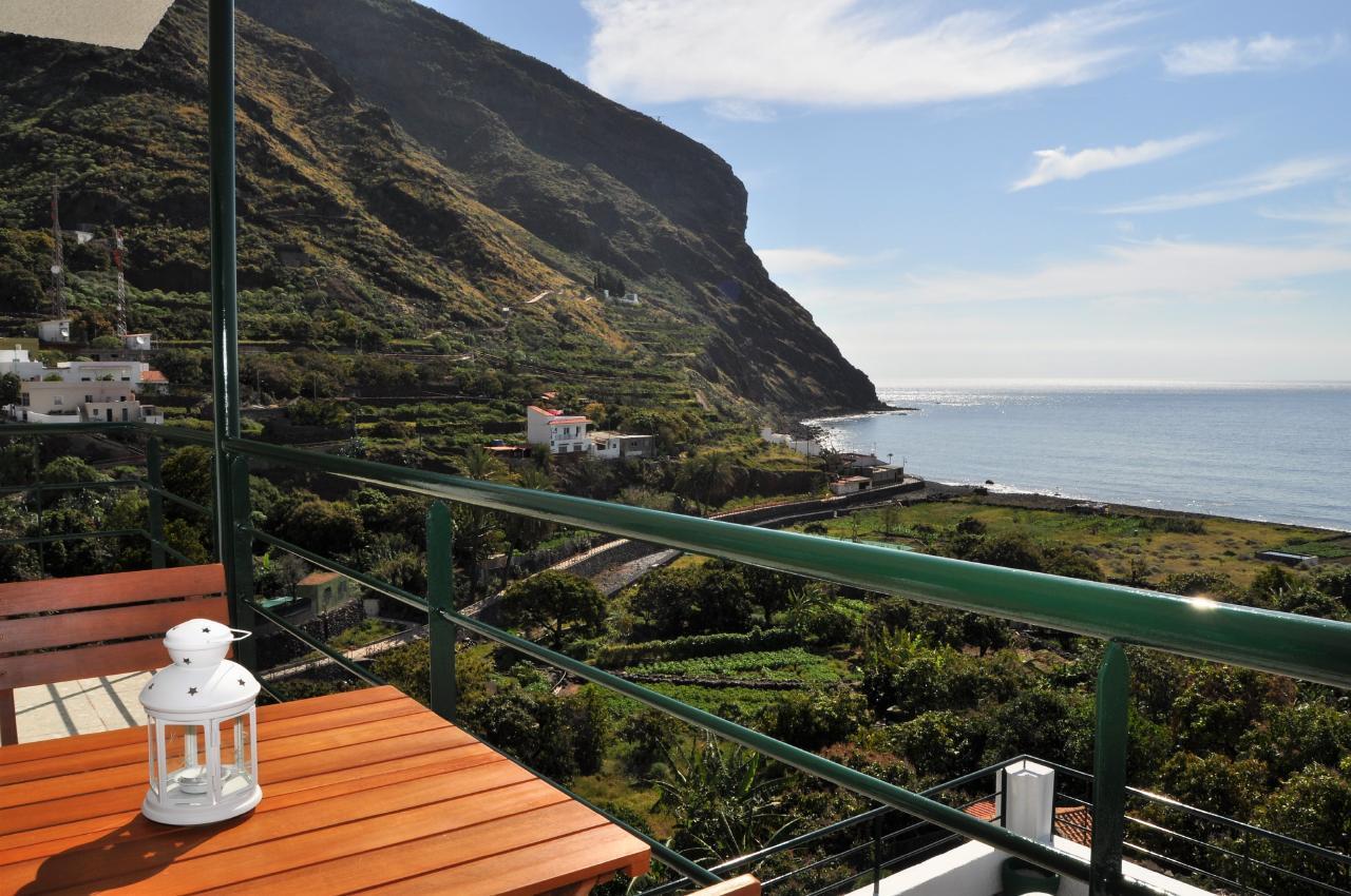 Maison de vacances GUACIMARA - Spektakuläre Aussicht, beheizter Pool, Sauna, Naturstran, relax... (2409670), Igueste Puertecito, Ténérife, Iles Canaries, Espagne, image 18