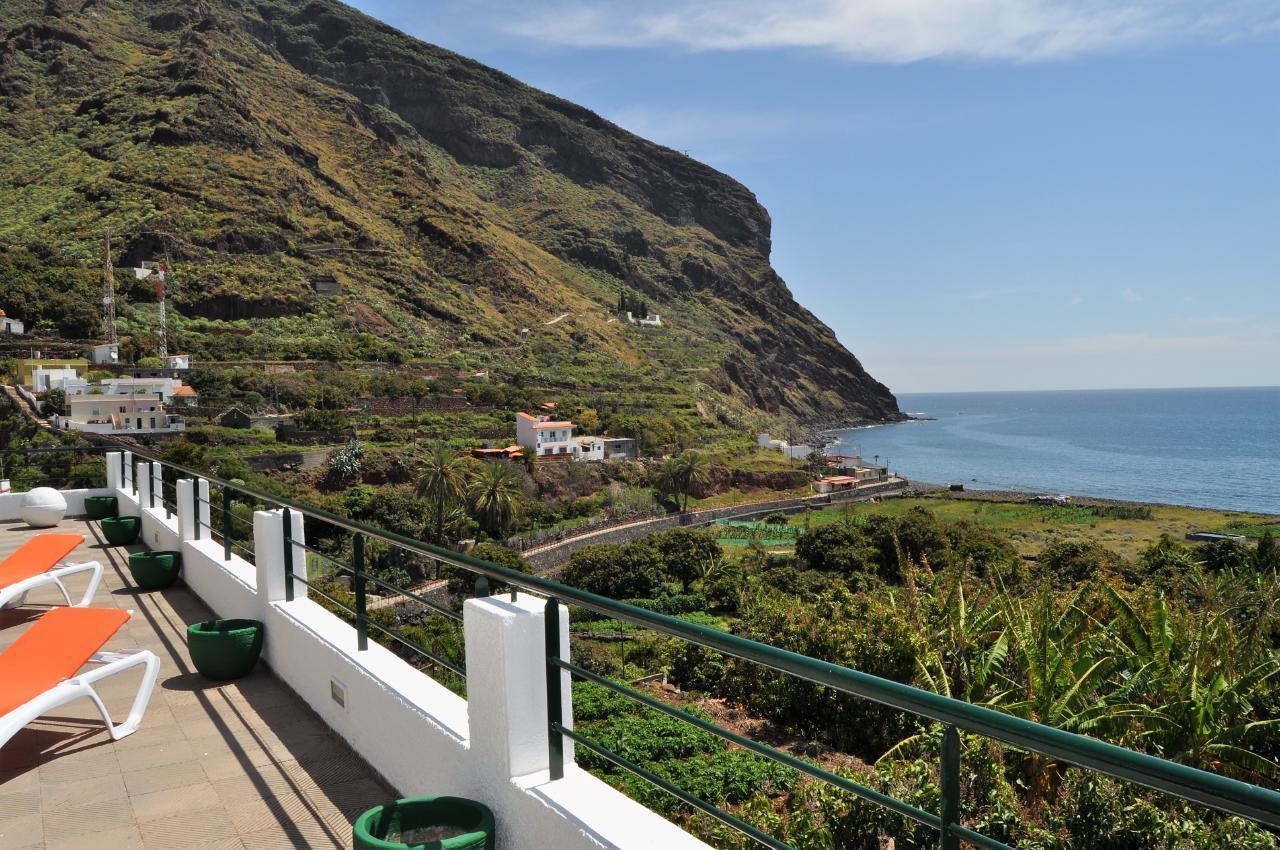 Maison de vacances GUACIMARA - Spektakuläre Aussicht, beheizter Pool, Sauna, Naturstran, relax... (2409670), Igueste Puertecito, Ténérife, Iles Canaries, Espagne, image 6