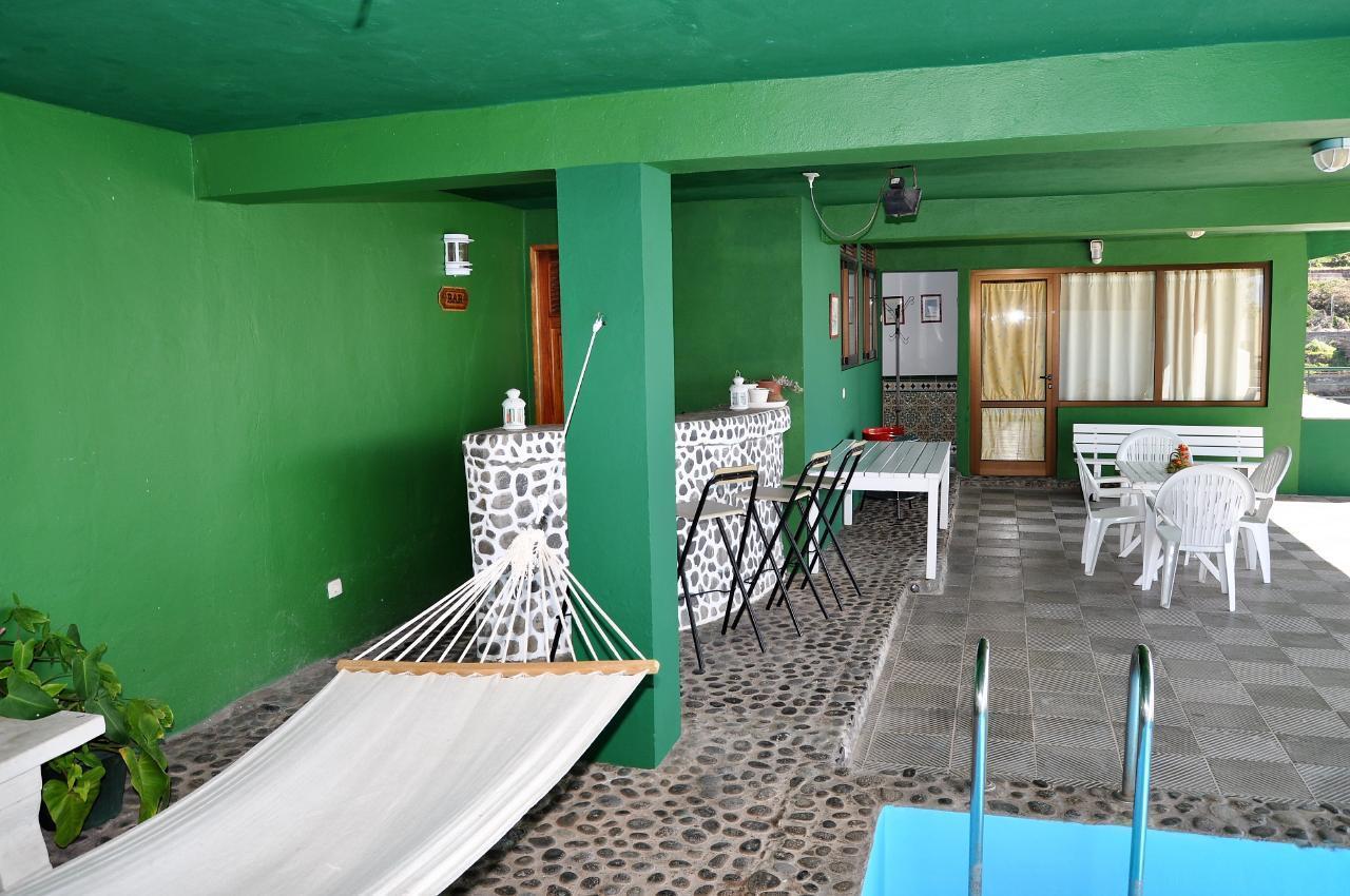 Maison de vacances GUACIMARA - Spektakuläre Aussicht, beheizter Pool, Sauna, Naturstran, relax... (2409670), Igueste Puertecito, Ténérife, Iles Canaries, Espagne, image 10