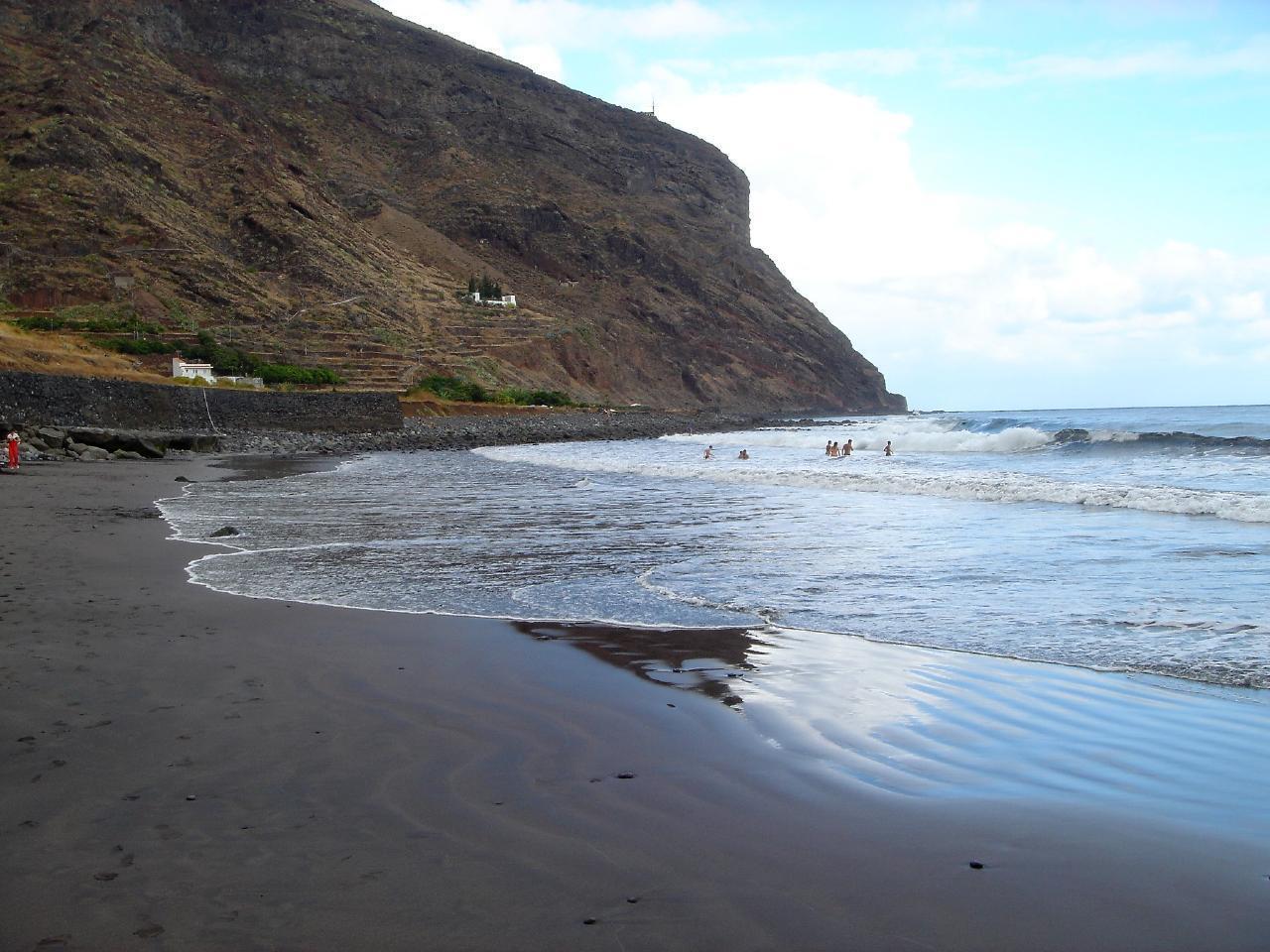 Maison de vacances GUACIMARA - Spektakuläre Aussicht, beheizter Pool, Sauna, Naturstran, relax... (2409670), Igueste Puertecito, Ténérife, Iles Canaries, Espagne, image 32