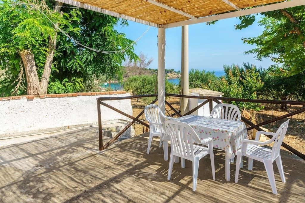 Holiday house Residence Vita Loca... zum meer 50 mt (241511), Scopello, Trapani, Sicily, Italy, picture 9