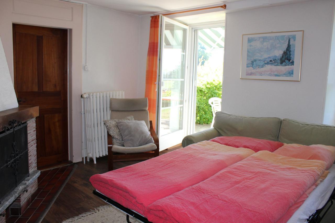 Appartement de vacances Ferme des Glycines (2412051), Villarzel, Lac de Neuchâtel, Jura - Neuchâtel, Suisse, image 3