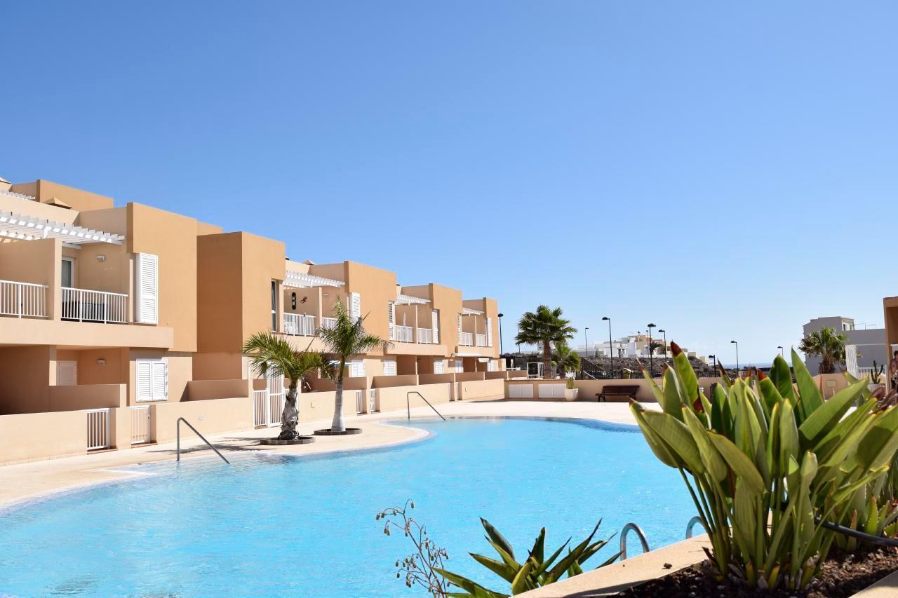 Appartement de vacances Apartment mit Meerblick, Satellitenfernsehen (2412056), Poris de Abona, Ténérife, Iles Canaries, Espagne, image 1