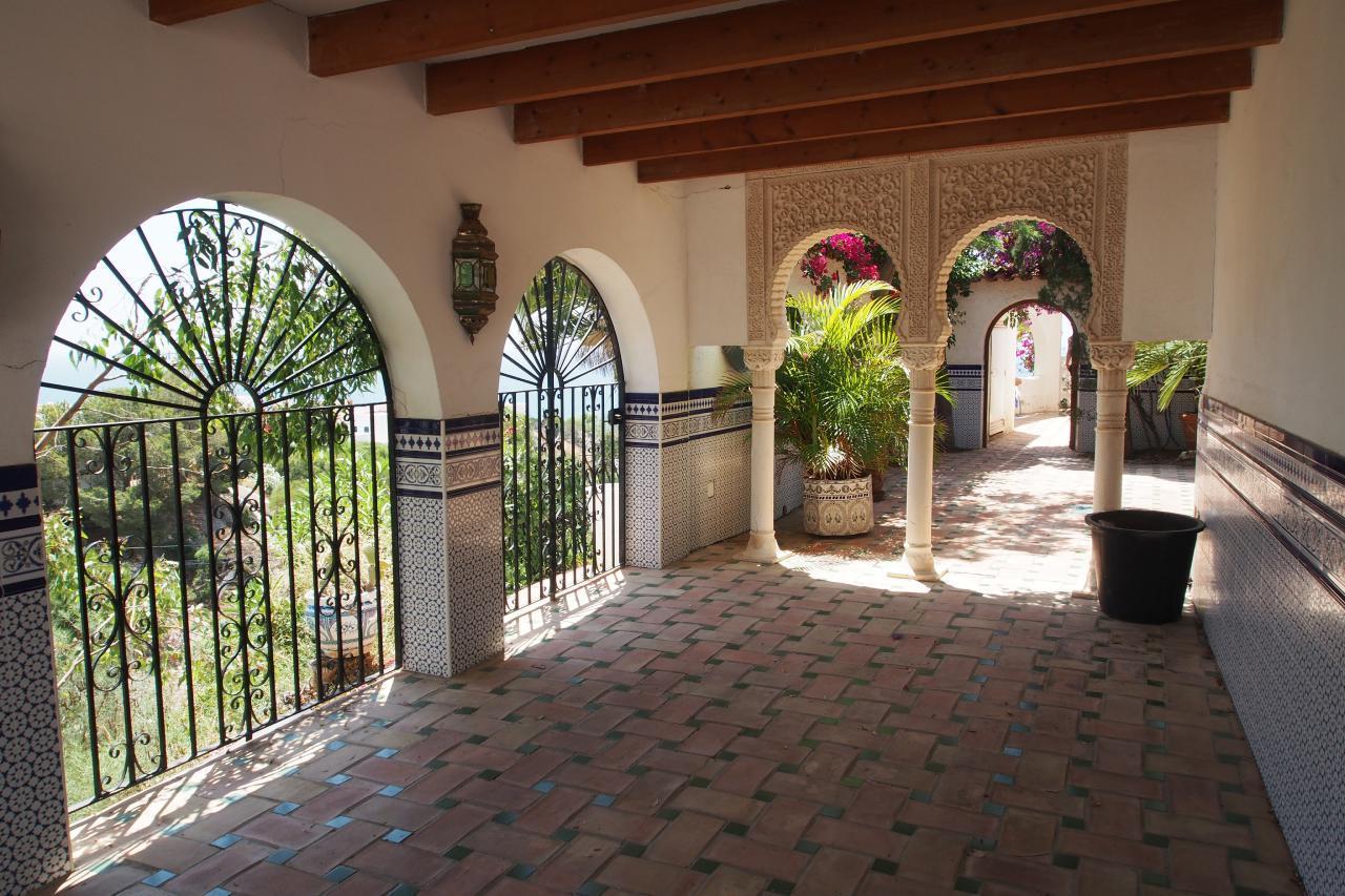 Ferienhaus Villa im maurischen Stil mit großartigem Blick auf das Meer (2413053), Mojacar, Costa de Almeria, Andalusien, Spanien, Bild 13