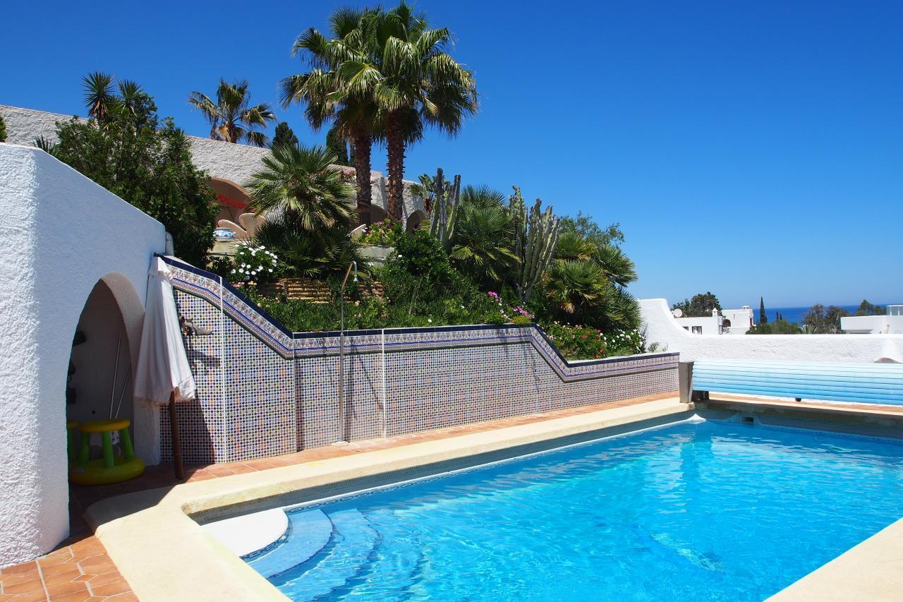 Ferienhaus Villa im maurischen Stil mit großartigem Blick auf das Meer (2413053), Mojacar, Costa de Almeria, Andalusien, Spanien, Bild 9